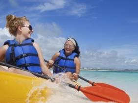 Oferta Alquiler de kayak doble