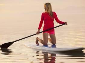 Oferta Paddle suf y saltos en tirolina