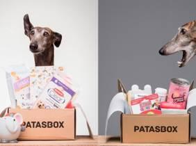 Oferta Caja con productos para perros