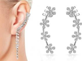Oferta Pendientes de cristal Philip Jones