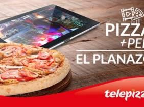 Oferta Pizza y película