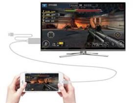 Oferta Cable HDMI para smartphone