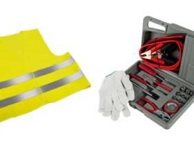 Oferta Kit de emergencias para coche