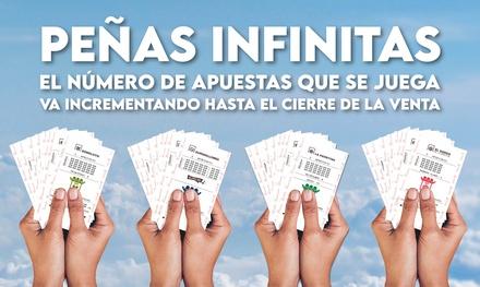 Oferta Participación para lotería