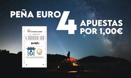 Oferta Participación para Euromillones