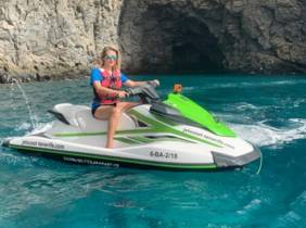 Oferta Excursión en moto de agua
