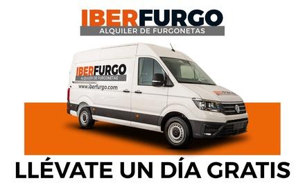 Oferta Alquiler gratis de furgoneta